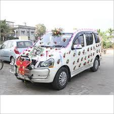 indian wedding car decoration wedding car service in durgapur burdwan west bengal india