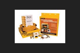 amazon com pro flex gas appliance kit home improvement
