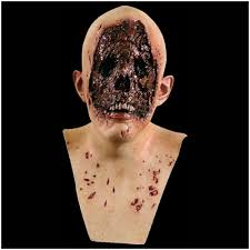 halloween skin mask deluxe blurp charlie mask latex halloween mask mad about horror