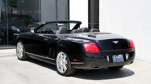 new bentley sedan 2009 bentley continental gtc mulliner edition stock 5950