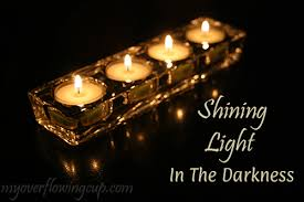 light in the darkness verse shining light in the darkness 31 scripture verses my overflowing cup