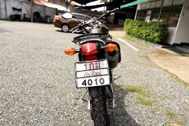 2013 honda crf 250 le m t second hand cars in chiang mai expat