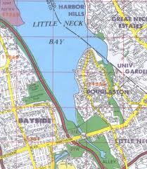 Queens Map Neighborhood Street Maps Queens County Ny