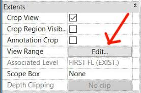 revit tutorial view range journal of a revit noob view range illustrated studio bka