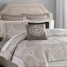 Madison Park Bedding Madison Park Sausalito 12 Piece King Comforter Set In Tan And