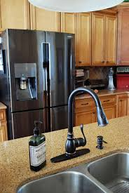 kitchens with stainless appliances is black stainless the new black a samsung review black stainless