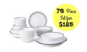 target 2016 black friday corelle walmart 76 piece corelle dinnerware set 125 southern savers
