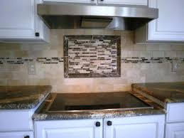 slate backsplash kitchen white cabinets dark countertops and slate backsplash kitchen
