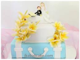wedding cake bali ika bali cake