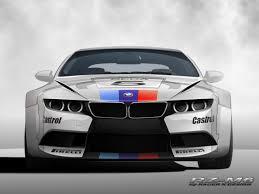 bmw race series racer x design unveils the bmw rz m6