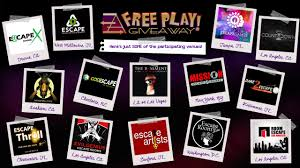 ea free play escape room giveaway escape authority