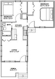 Houses Floor Plans by The 640 Sq Ft