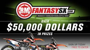 rm fantasy supercross top prize ktm 450 sx f play for free