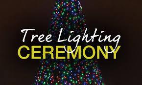 annual season tree lighting ceremony at ilani