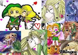 Zelda and Link: Love story. Zelda and Link: Love story. Questo Blingee è stato creato con Blingee Plus! Aggiorna adesso! Installa Blingee Plus! GRATIS! - 646714129_1673845