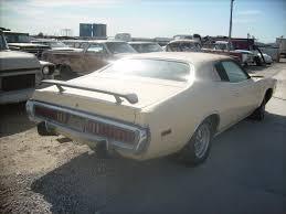 dodge charger car parts 1974 dodge charger 74dg5819d desert valley auto parts