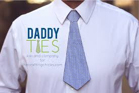 daddy ties free father u0027s day printable the crafting