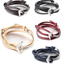 girls leather bracelet images Beautifully simple daily wear leather bracelet with five girls jpg
