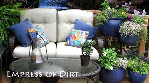 Patio Container Garden Ideas 35 Lovely Garden Container Ideas Empress Of Dirt