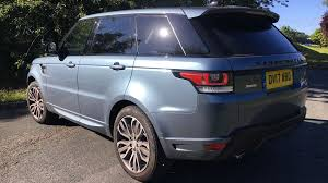 range rover sport 2017 range rover sport sdv6 2017 review the 1363 mile test by car