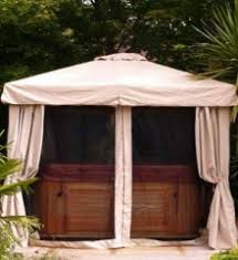 Replacement Pergola Canopy by Replacement Gazebo Canopies Universal