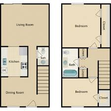 Woodhaven Floor Plan Woodhaven Townhomes Availability Floor Plans U0026 Pricing