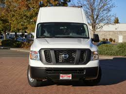 nissan work van vacaville nissan fleet vacaville nissan nv cargo van of the week