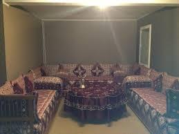 canapé marocain occasion salon marocain occasion intérieur meubles