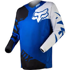 fox motocross jersey all new fox racing 2015 180 race jersey blue wide selection of fox