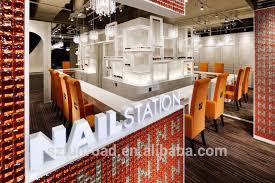 Nail Bar Table Station Nail Bar Shop Equipment Manicure Tables Nail Bar Station