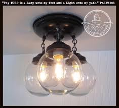 glass lighting fixtures flush mount lights the lamp goods