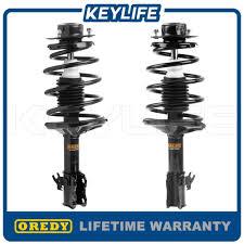 lexus es300 coils 2x front shocks struts u0026 coil springs for 95 96 toyota camry 95 96
