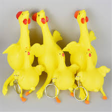 Small Chicken Aliexpress Com Buy Spoof Fun Toys Chicken Contraption Joke Lay