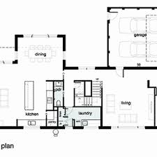 straight floor plan modern house plans and plan beach cottage style with porches