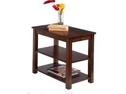 Sofa Table Walmart by Furniture Chairside Tables Wedge Side Table With Drawer Side