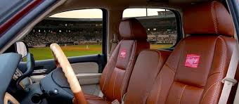 Leather Auto Upholstery Katzkin Rawlings Baseball Inspired Seat Covers