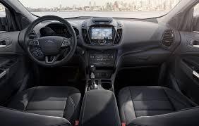 ford escape 2017 black 2017 ford escape trim comparison joe cotton ford carol stream il