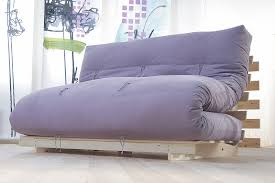 sofa beds and futons this modern japanese style futon sofa bed is