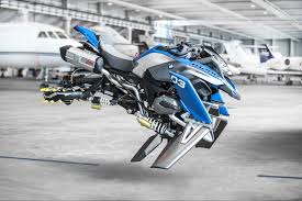 bmw bicycle 2017 bmw u0027s r1200gs u0027hover u0027 bike concept visordown
