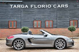 porsche boxster s 981 review porsche boxster 981 2 7 pdk automatic in agate grey with black