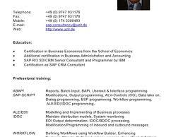 Resume In Deutsch Beautiful Resume In Deutsch Images Simple Resume Office