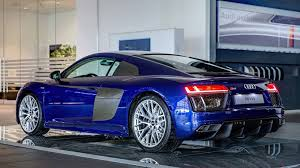2016 audi r8 wallpaper beautiful blue 2016 audi r8 v10 in germany gtspirit