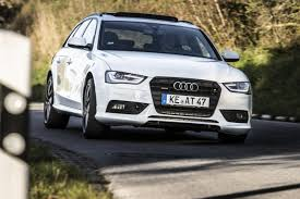 audi a4 tuner audi a4 tuning abt sportsline 4 images the audi a4 gets tuned by