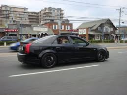 lowered cadillac cts who did h r s and got the height ls1tech camaro