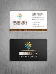 Landscape Business Cards Design Graphic Design Business Cards Menus Print Media Lafayette La