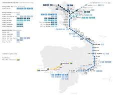 A Train Map How To Get From Ninh Binh To Hoi An Or Da Nang Northern Vietnam