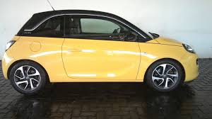 opel adam yellow 2015 opel adam r 169 700 for sale renault retail group the