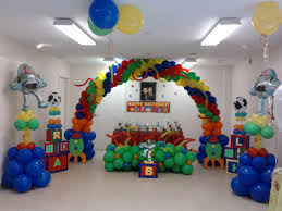 birthday decoration at home birthday decoration ideas with balloon u2013 decoration image idea