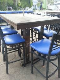 Used Patio Furniture Patio Stunning Metal Lawn Furniture Metal Patio Furniture
