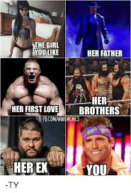 You Are The Father Meme - the girl you like her father her her first love brothers